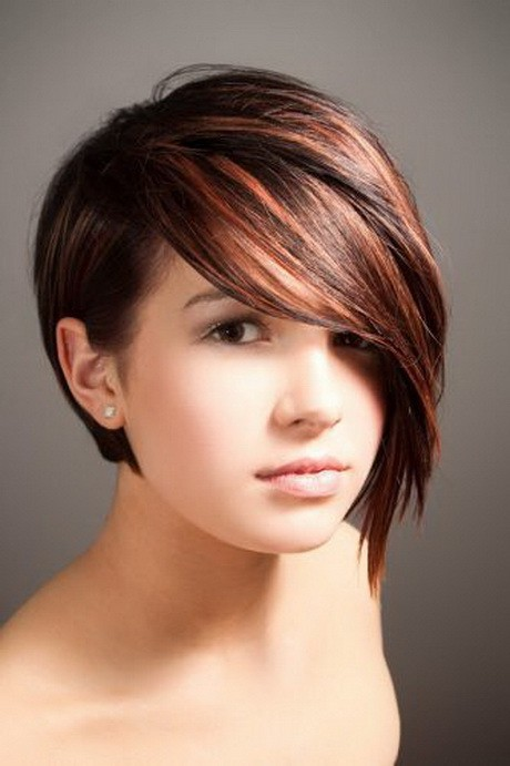 Short Hairstyles For Girls 7