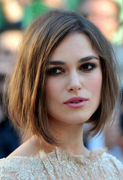 Short Hairstyles For Oval Faces 2018 20