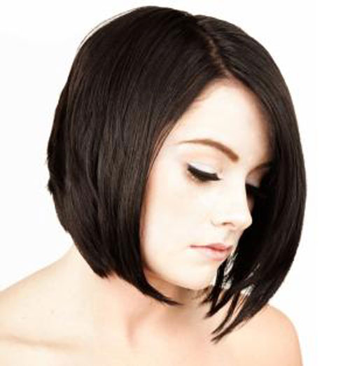Short Hairstyles For Oval Faces 2018 3