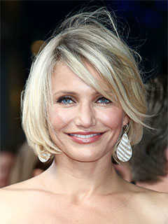 Short Hairstyles For Round Faces 25