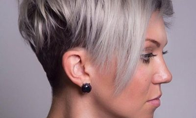 Best 25+ Short Hairstyles Round Face Ideas On Pinterest | Short With Funky Short Haircuts For Round Faces