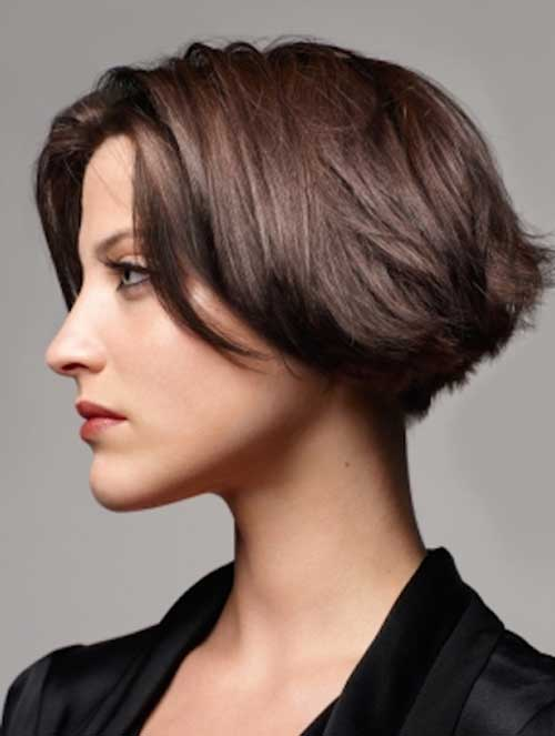 Short Hairstyles For Thick Hair 2018 11