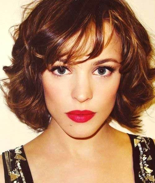 Short Hairstyles For Thick Hair 2018 3