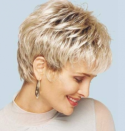 Short Pixie Hairstyles 2014 2015 | Short Hairstyles 2016 2017 With Regard To Short Hairstyles For Thick Hair 2015