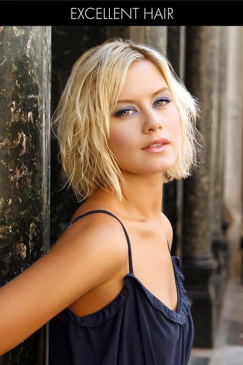 Short Hairstyles For Thin Hair Hairstyles Fashion And Clothing