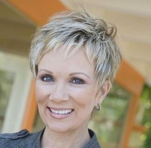 Short Hairstyles for Women Over 50 - Hairstyles Fashion and ...