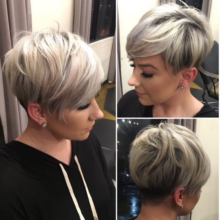 Short Undercut Haircuts For Women 5 Hairstyles Fashion And