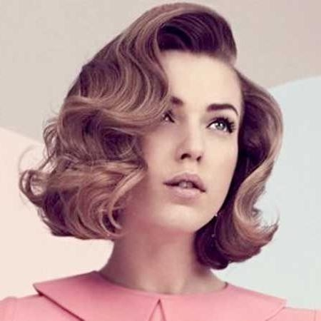 30 Short Vintage Hairstyles , Hairstyles Fashion and Clothing