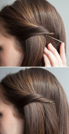 30 Best Simple Hairstyles For Girls Hairstyles Fashion And
