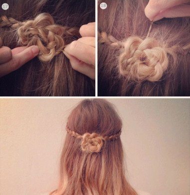 30 Best Simple Hairstyles for Girls , Hairstyles Fashion and