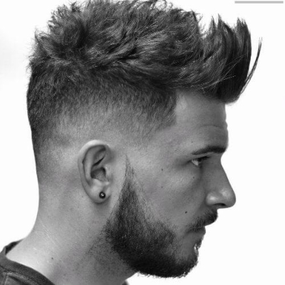 Undercut Fade Hairstyles 2018 - Hairstyles Fashion and Clothing