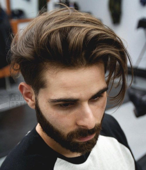 Undercut Hairstyles For Men 2018 22 - Hairstyles Fashion and Clothing