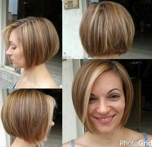 Very Short Bob Haircuts 2018 8