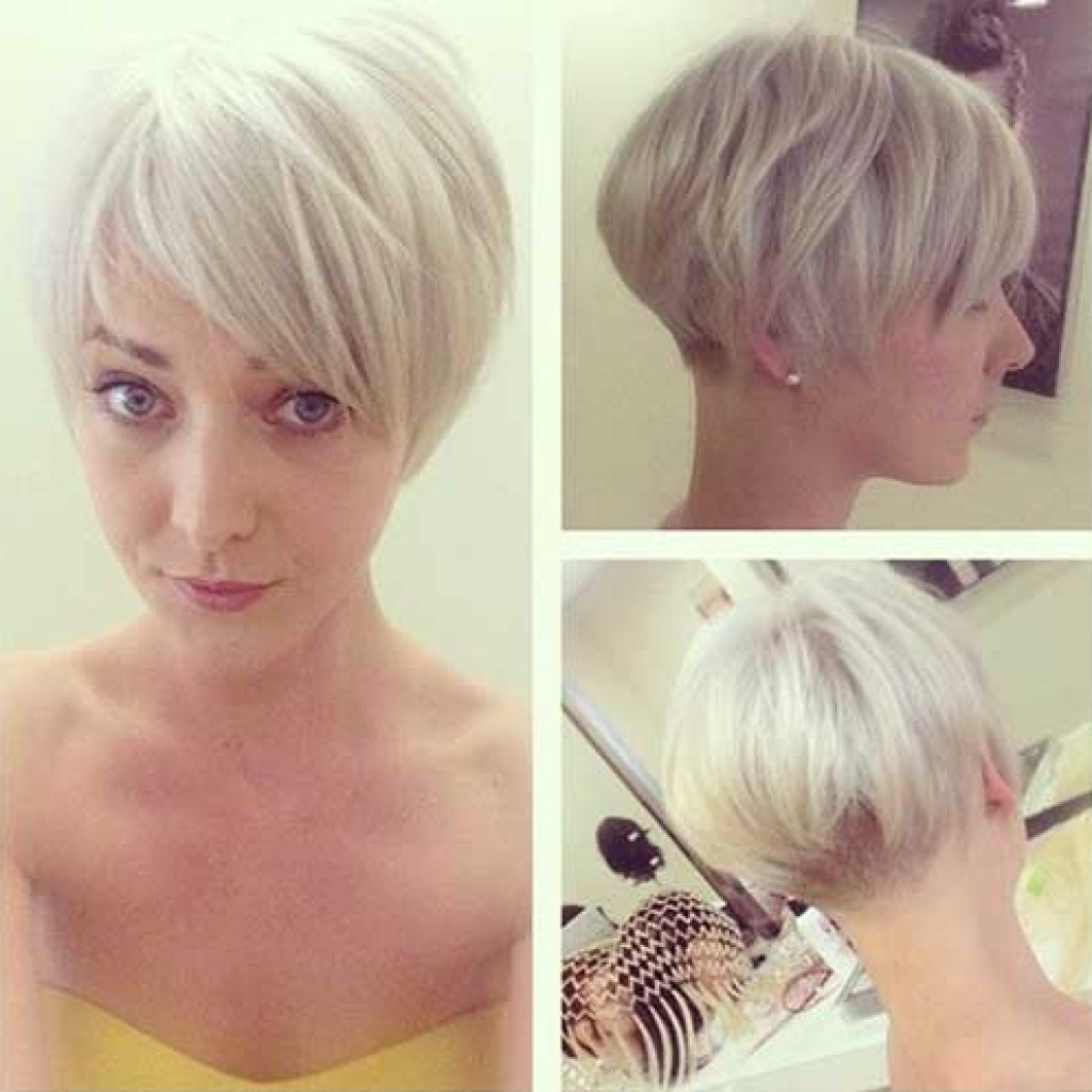 Short Layered Bob Haircuts For Older Women 48