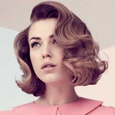 Vintage Hairstyles For Short Hair 1