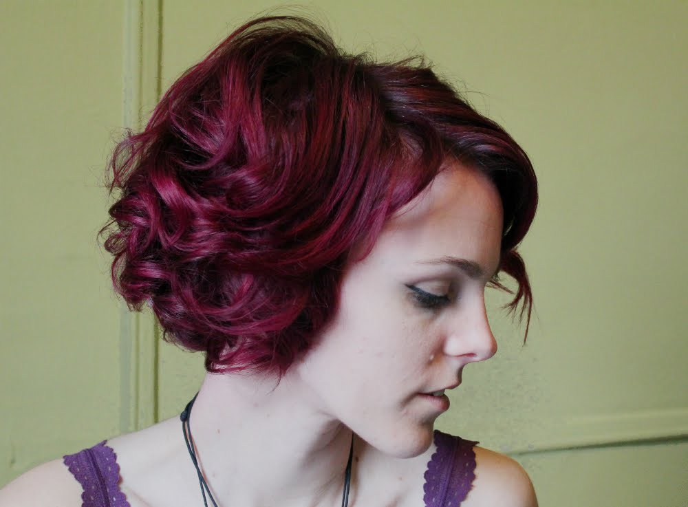 Vintage Hairstyles For Short Hair 10