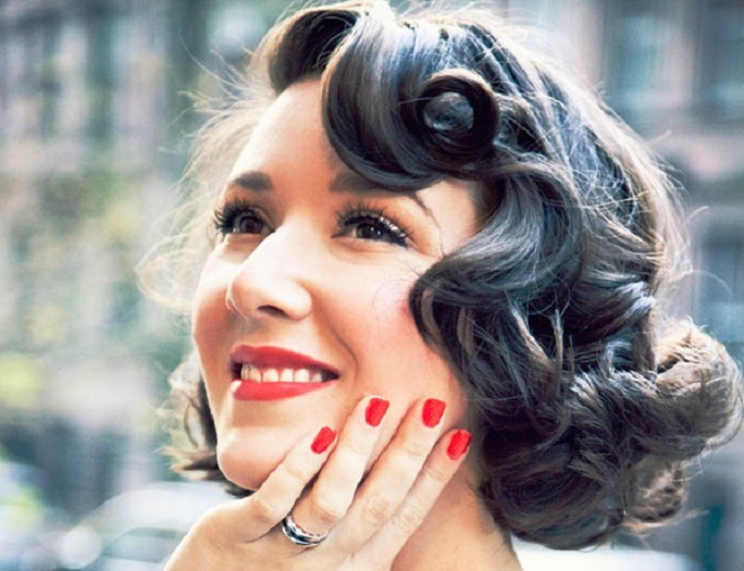 Vintage Hairstyles For Short Hair 16