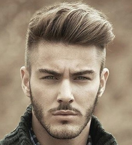 2018 Hairstyles Undercut Hairstyle Men