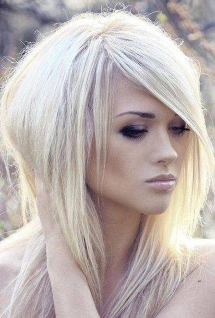 Choppy Haircuts Long Hair | Source: : Easyhairstylesfrom.us