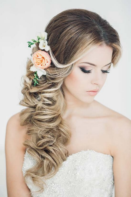 Long Wedding Hairstyles 1