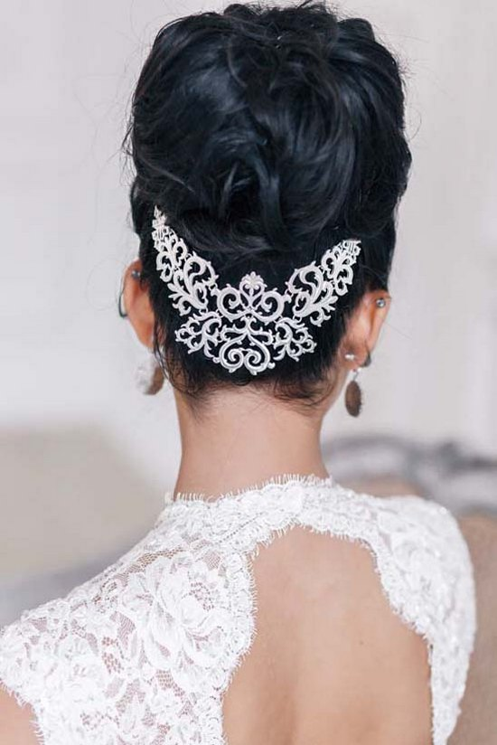 Long Wedding Hairstyles 10