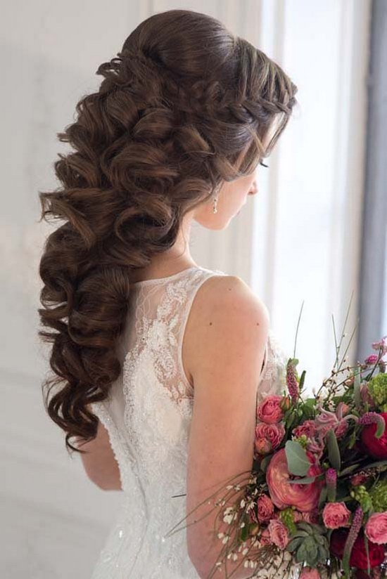 Long Wedding Hairstyles 14