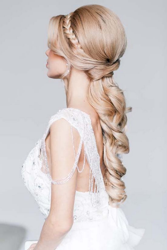 Long Wedding Hairstyles 15