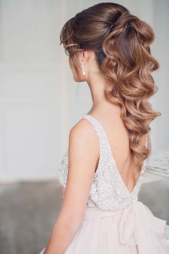 Long Wedding Hairstyles 19