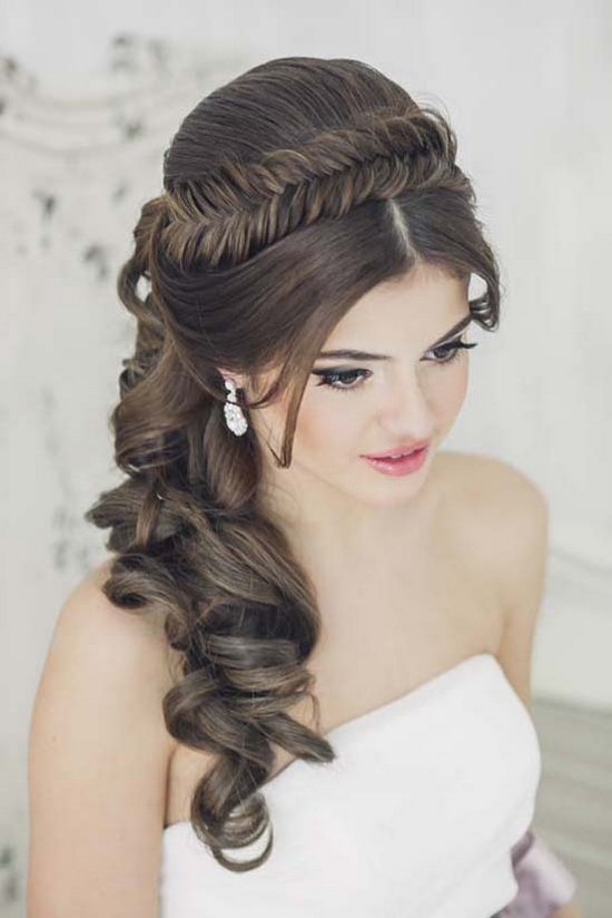 Long Wedding Hairstyles 2