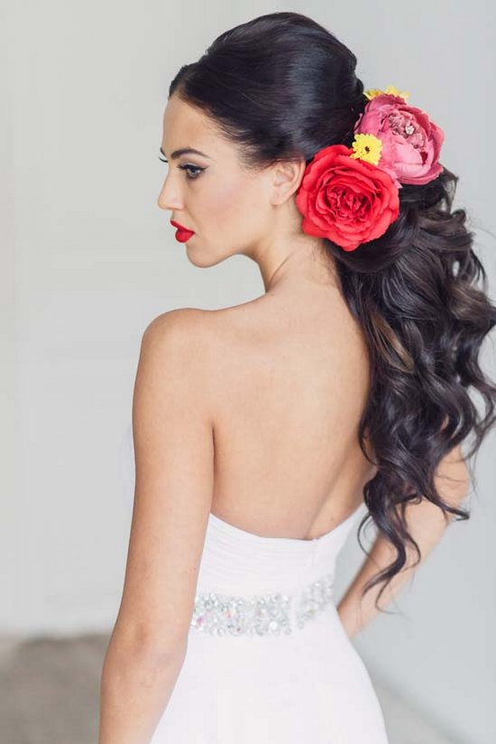 Long Wedding Hairstyles 20
