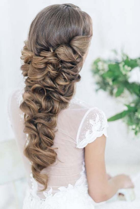 Long Wedding Hairstyles 27