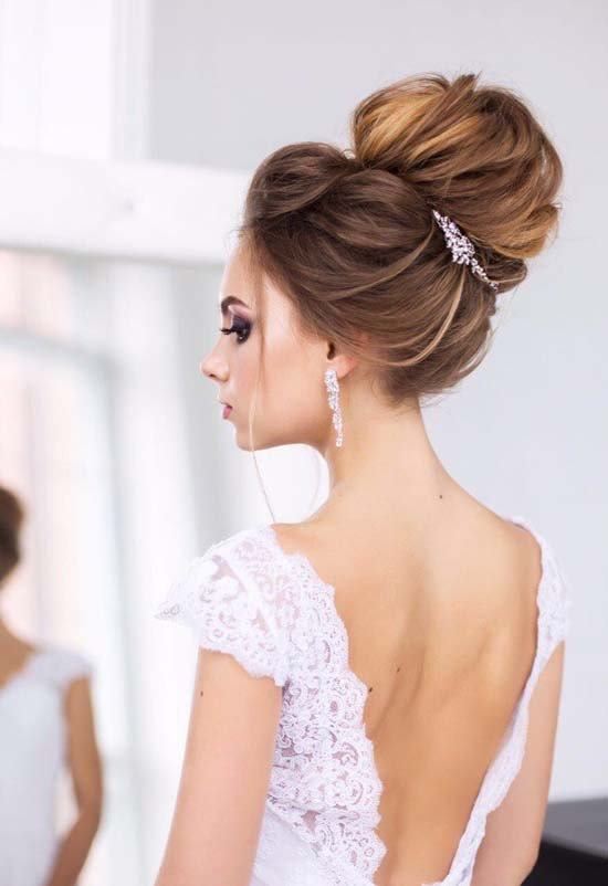 Long Wedding Hairstyles 7