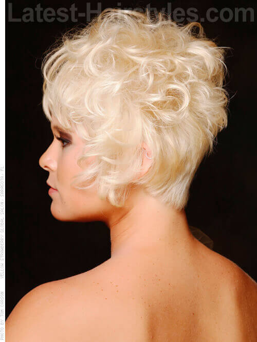 Short Blonde Hairstyles 2018 12
