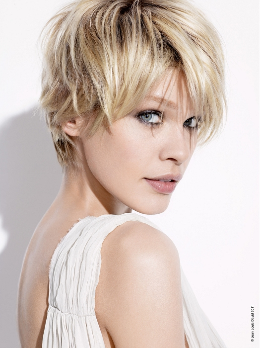 Short Blonde Hairstyles 2018 22
