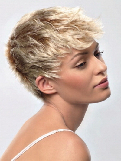 Short Blonde Hairstyles 2018 24