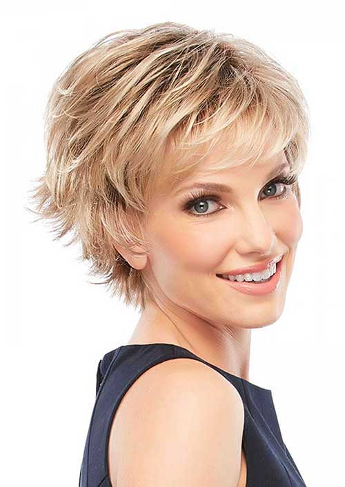 Short Blonde Hairstyles 2018 3
