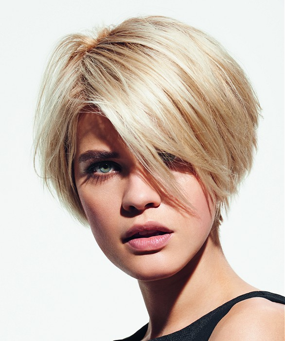 Short Blonde Hairstyles 2018 4