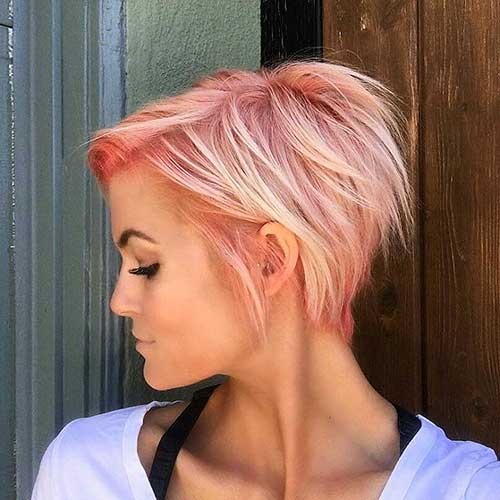 Short Choppy Hairstyles 2018 22 Hairstyles Fashion And
