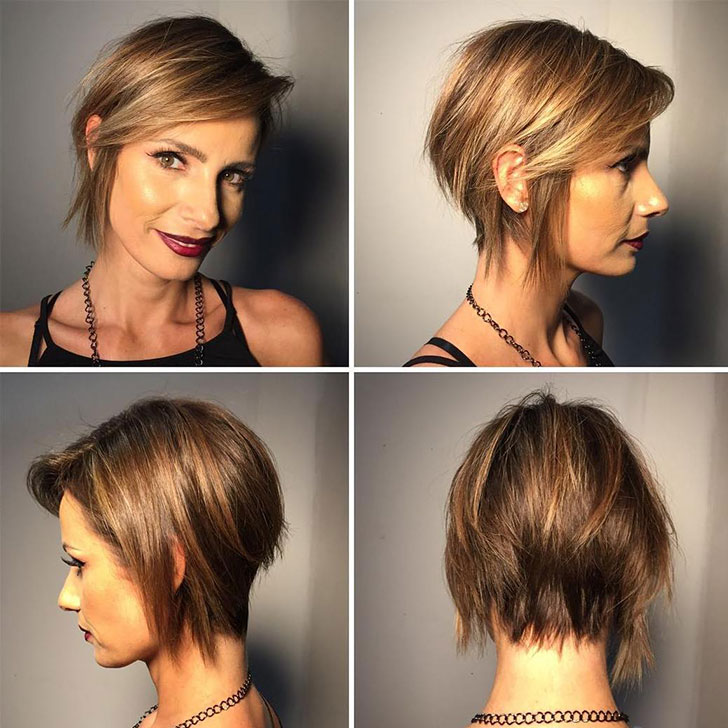 Short Choppy Hairstyles 2018 29 Hairstyles Fashion And Clothing