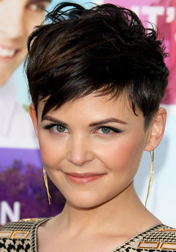 Short Haircuts For Round Face Shape 1