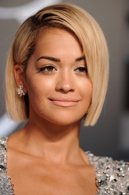 Short Haircuts For Round Face Shape 5