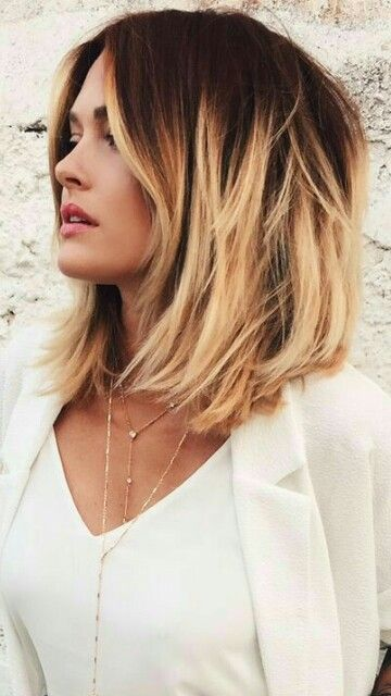Short Ombre Hairstyles 2018 3