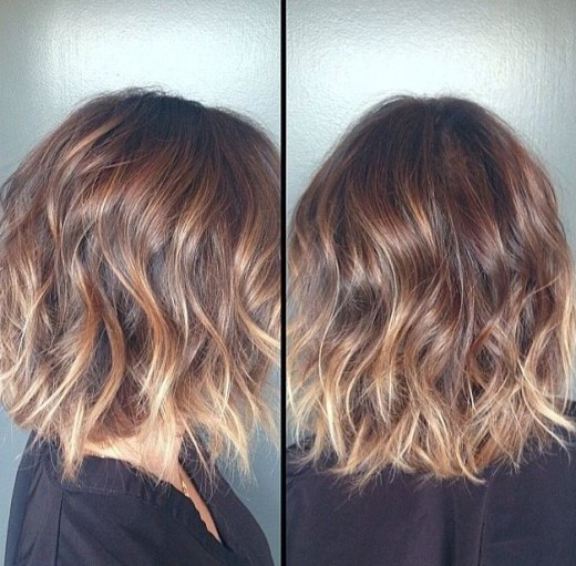 Short Ombre Hairstyles 2018 6