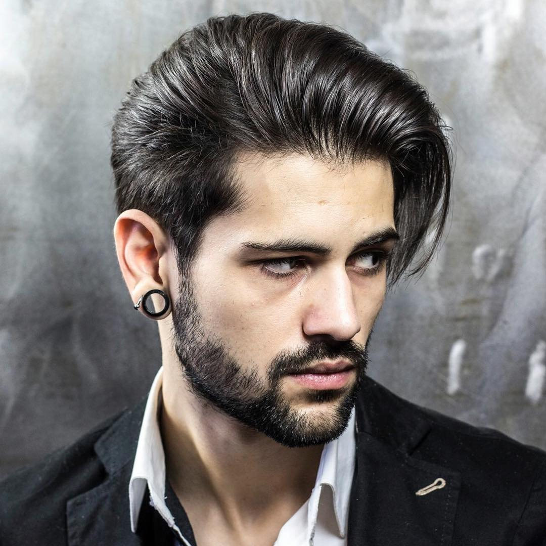 Short Side Haircuts Male - Hairstyles Fashion and Clothing
