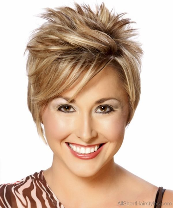 Spiky Haircuts For Women 10