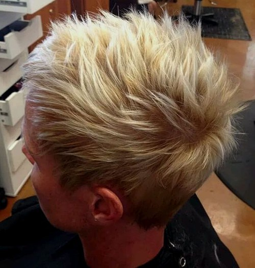 Spiky Haircuts For Women 18