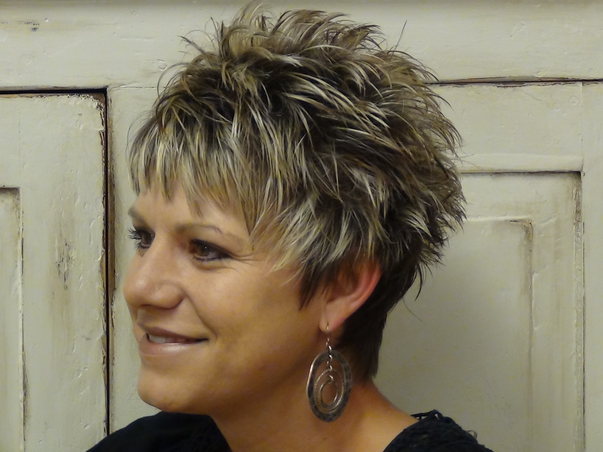Spiky Haircuts For Women 8