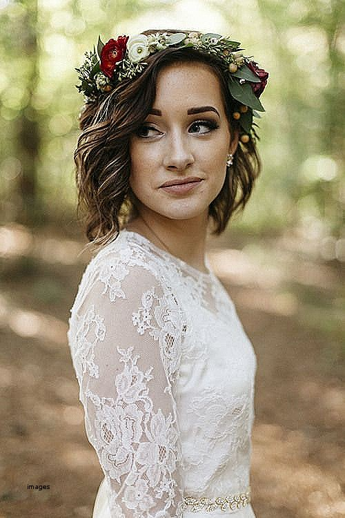 Pictures Of Wedding Hairstyles For Short Hair Inspirational Best 25 ...