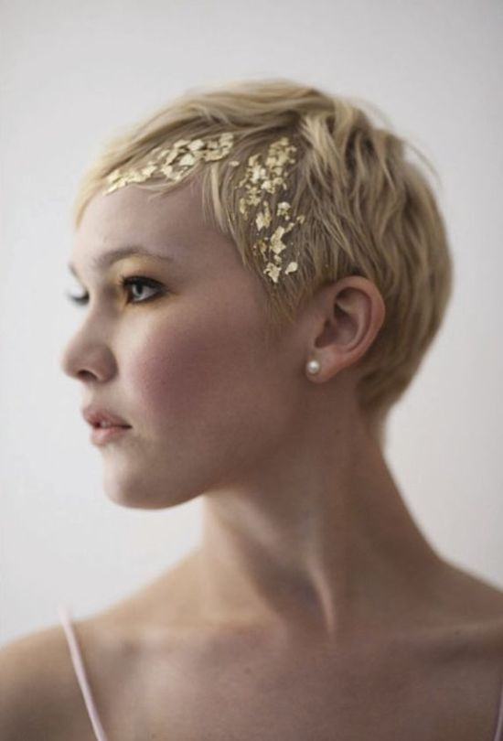 Wedding Hairstyles For Short Hair 21