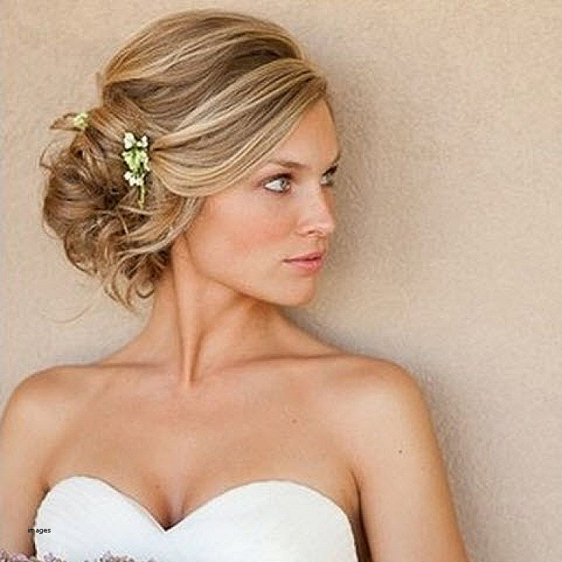 Maid Of Honor Hairstyles For Short Hair Awesome Bridesmaid Hairstyle ...